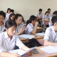 Có 925.792 thí sinh đủ điều kiện dự thi THPT quốc gia năm 2018
